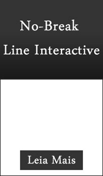 No-break  line interactive
